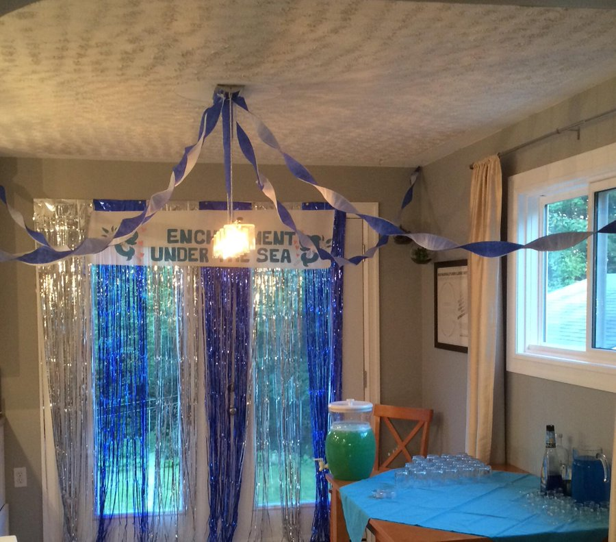 Enchantment Under the Sea Decorations