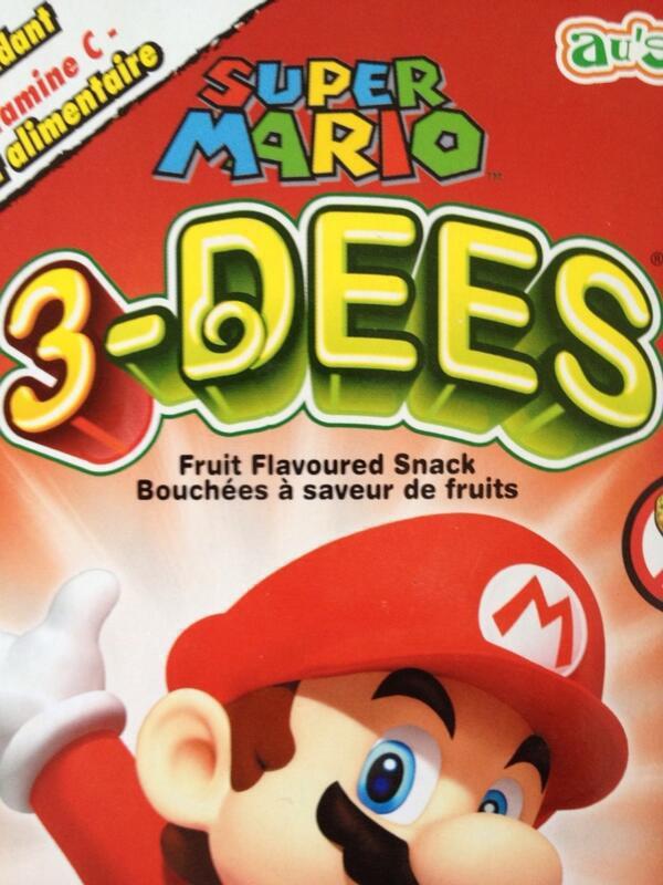 Super Mario 3-Dees