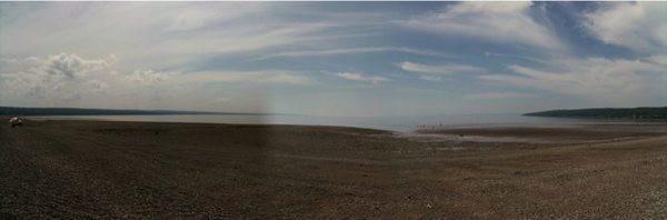 Panorama of Scott's Bay