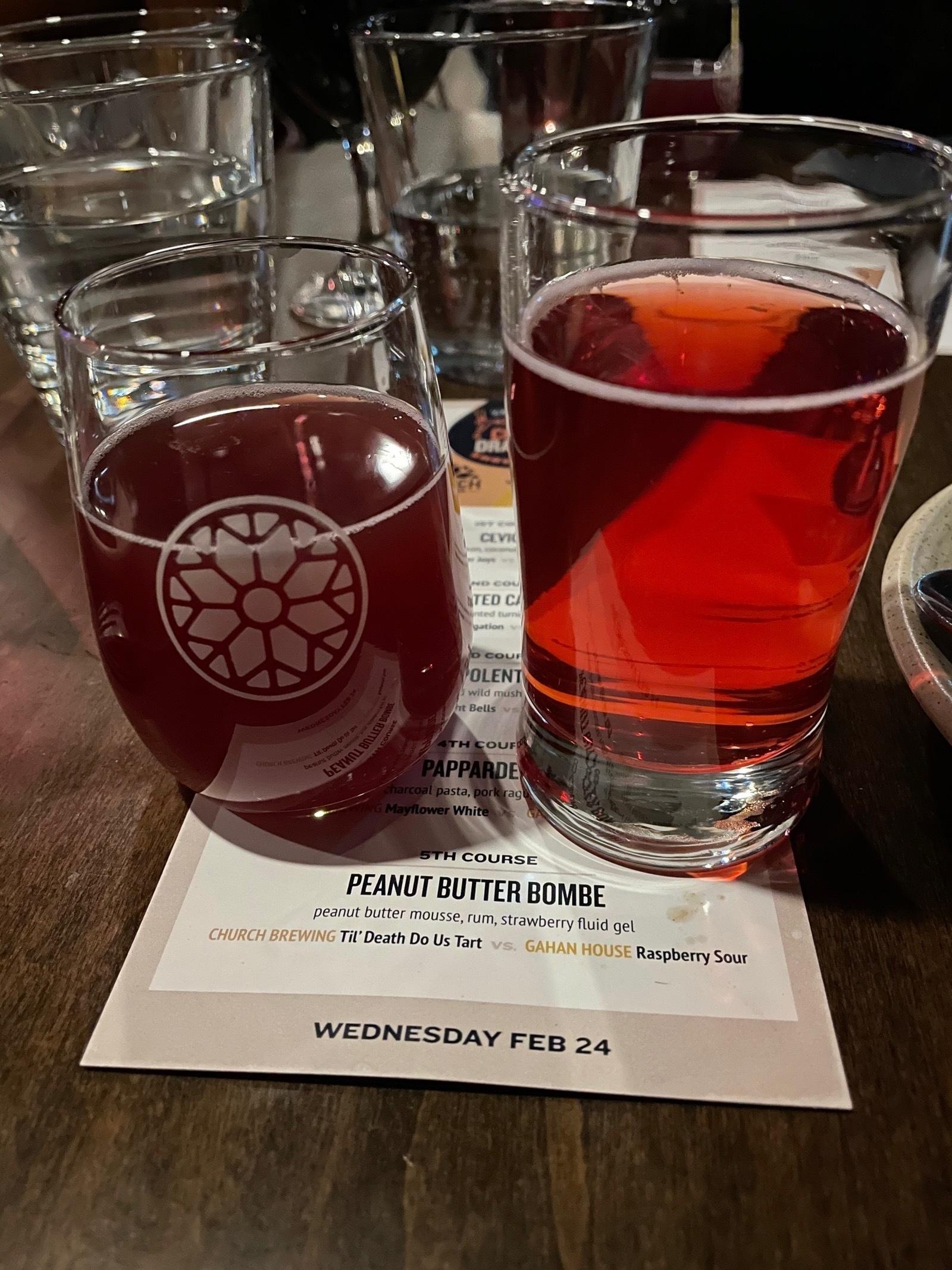 Round 5 Beers
