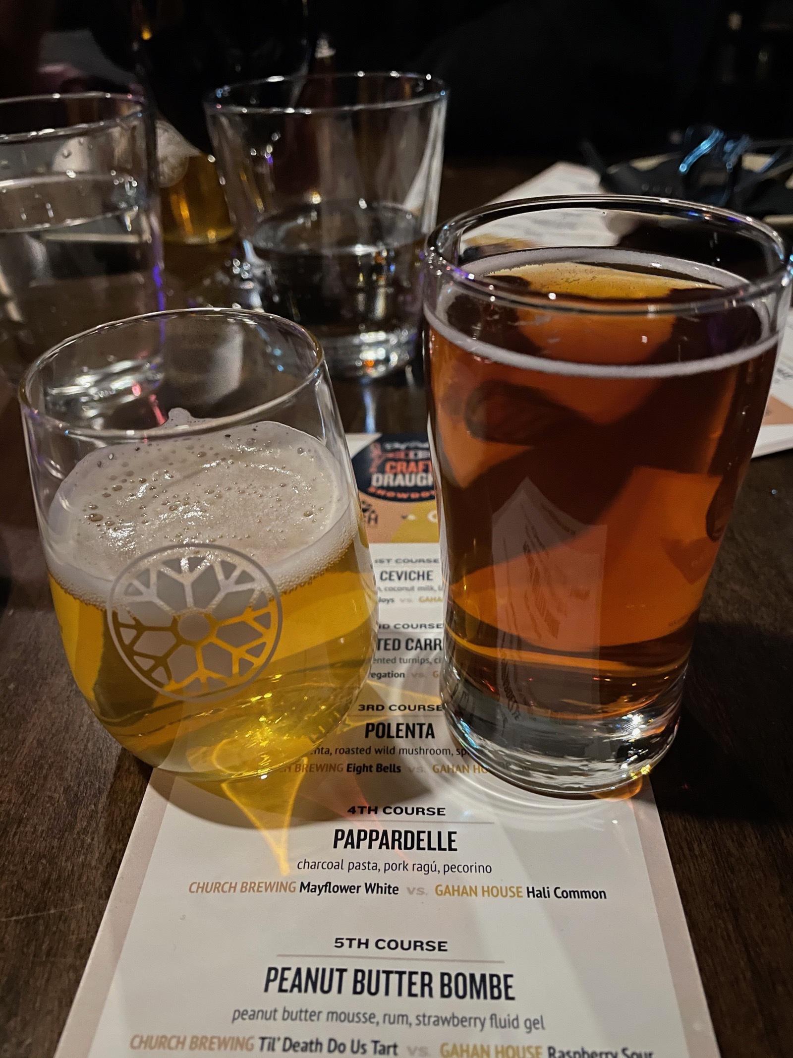 Round 4 Beers